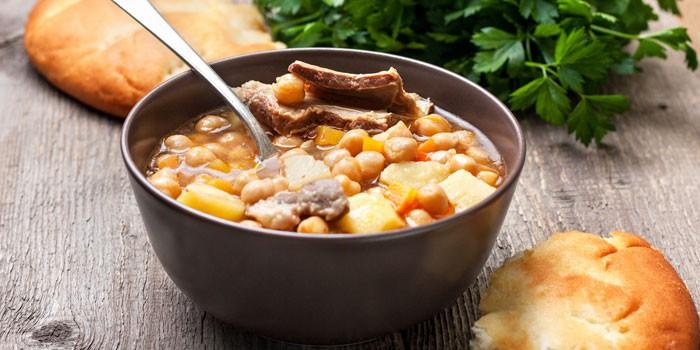 Çorba piti: pişirme reçetesi