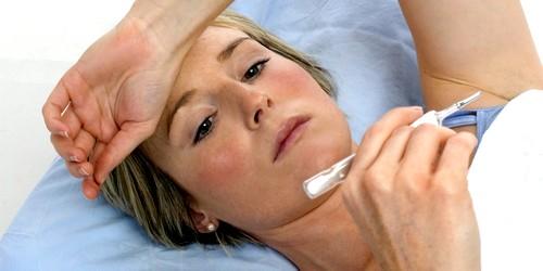 Лечение токсикодермии при вич