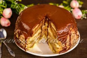 Рецепт декора для бисквитного торта губчатый бисквитный
