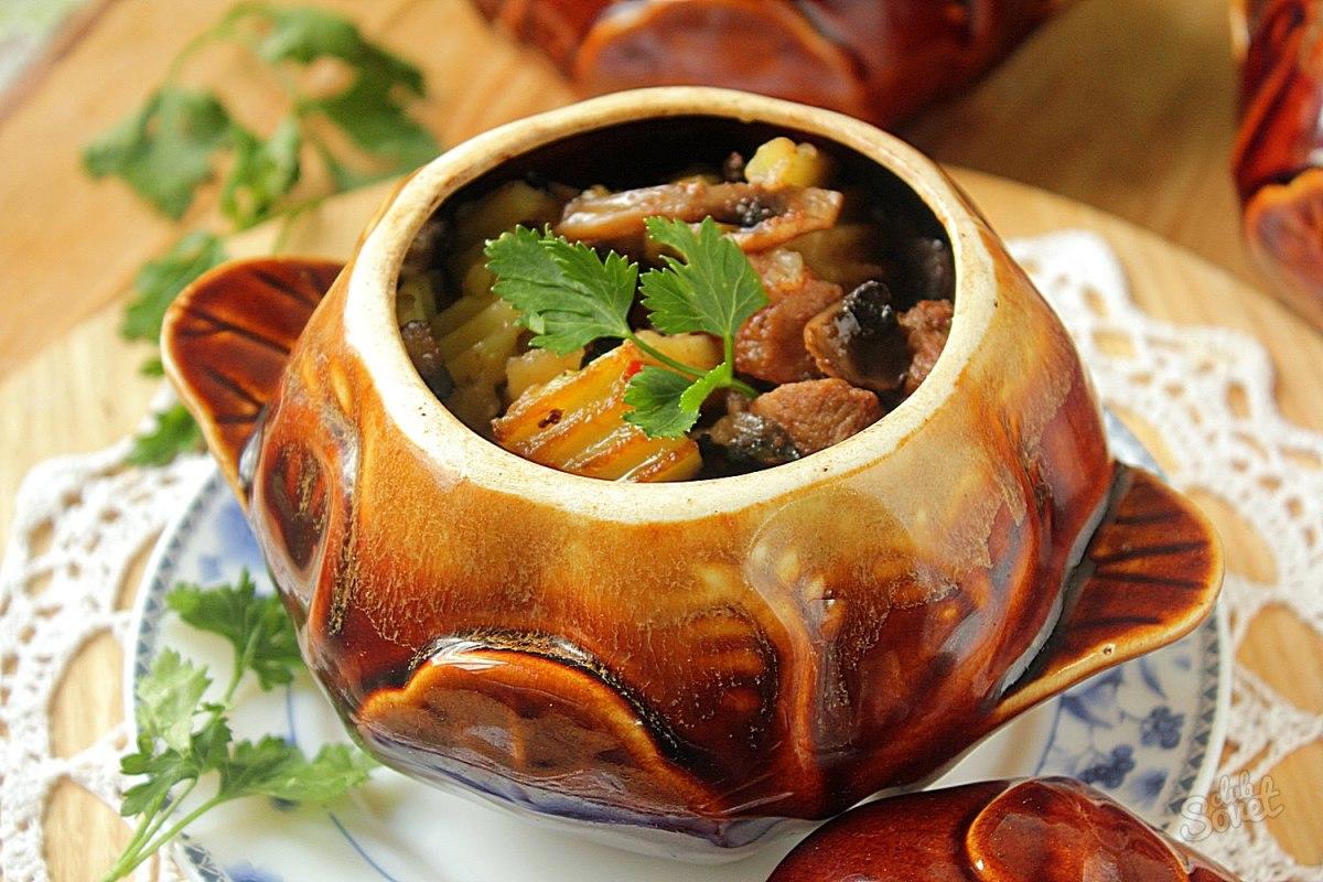 Ekşi krema sosunda mantarlı domuz eti nasıl pişirilir Basitçe olmaz 94