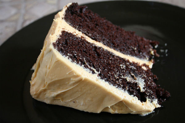 Торт негр рецепт с вареньем